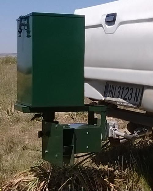 Esparcidor de grano
